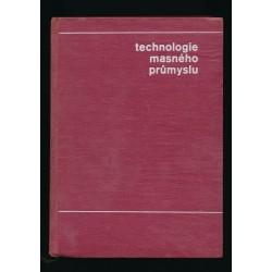 RICHARD BLANKA a kol.: TECHNOLOGIE MASNÉHO PRŮMYSLU